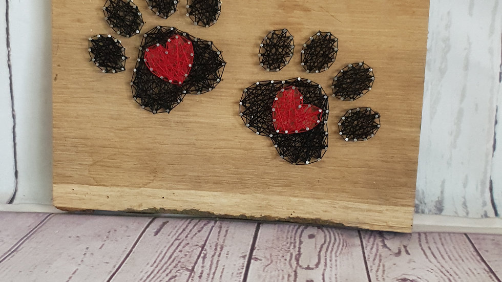 Paws : Red Hearts