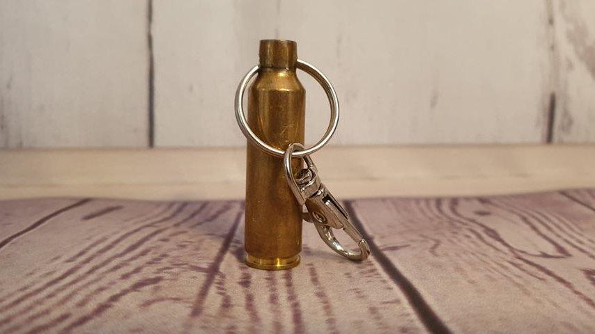 Rifle Keyring