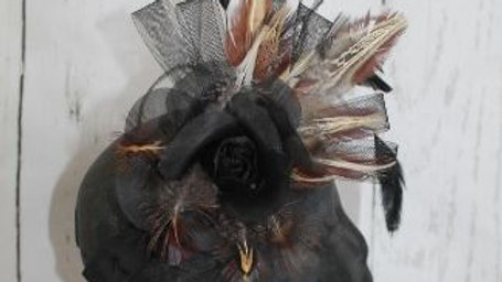 Pheasant A Wing Feather Facinator