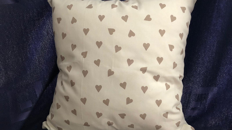 Heart Style Cushion