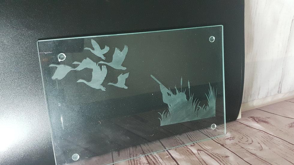 Wildfowling Chopping Board