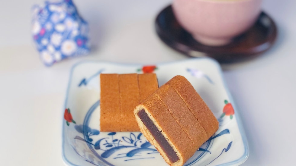 なつかしの味・銘菓 【羊羹巻】