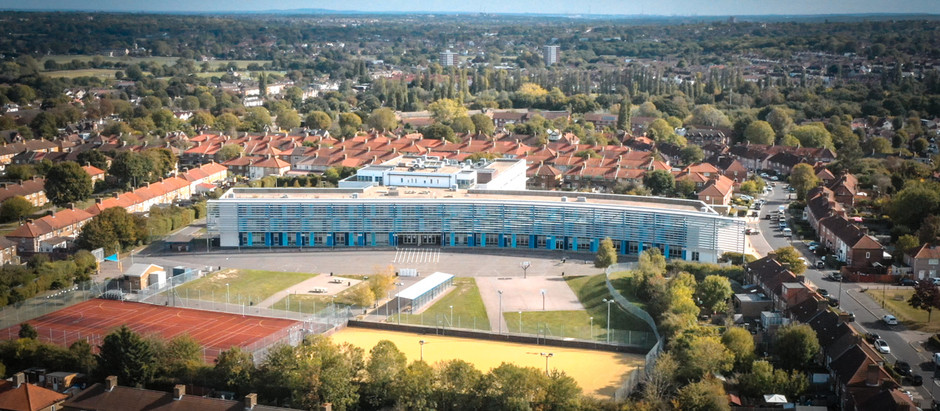 Showcase Your School From Above