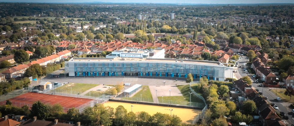 Aerial Video Tour of School