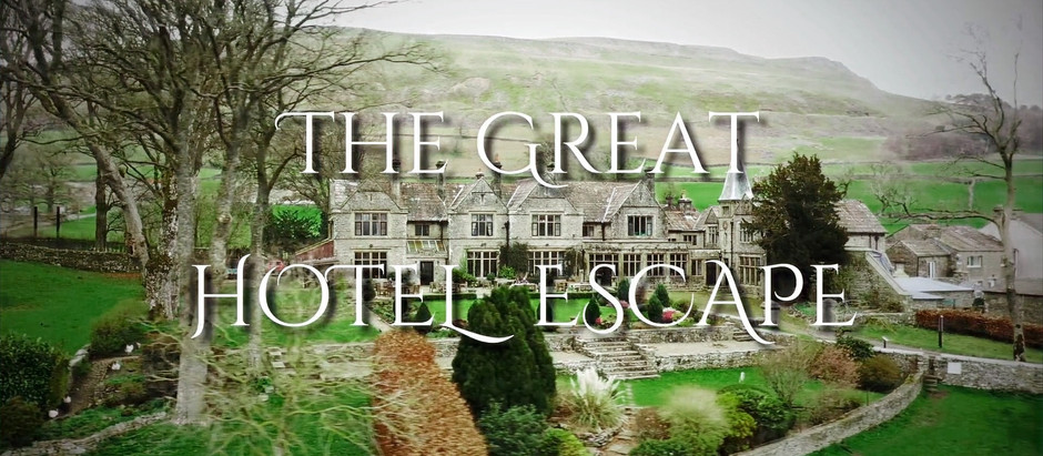 Channel 4: the great hotel escape