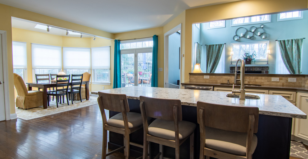 HDR hand blended real estate photography