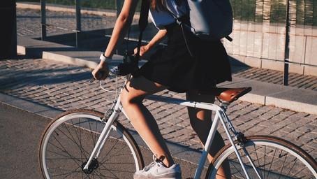 Evite aglomerações utilizando o serviço do Porto Seguro Bike