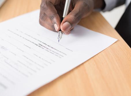 Como é um contrato de locação para self storages?