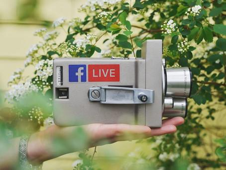 Como produzir uma live nas redes sociais?