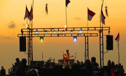 Music-festival Bali, Indonesia