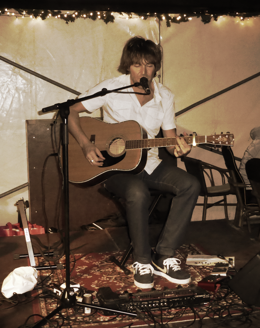Concert during my Troubatour