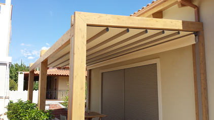 Alpha Retractable Roof