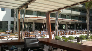 Alpha Retractable Roof System