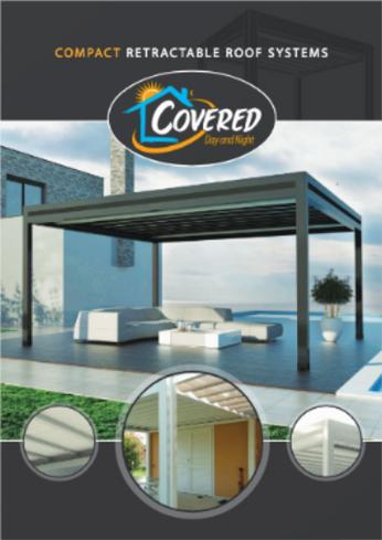 Alpha Compact Retractable Roof Brochure