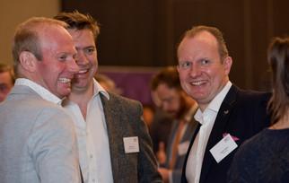 Delegates at the 2019 UKH Conference