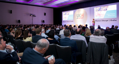 Delegates at the 2019 UKH Conference.