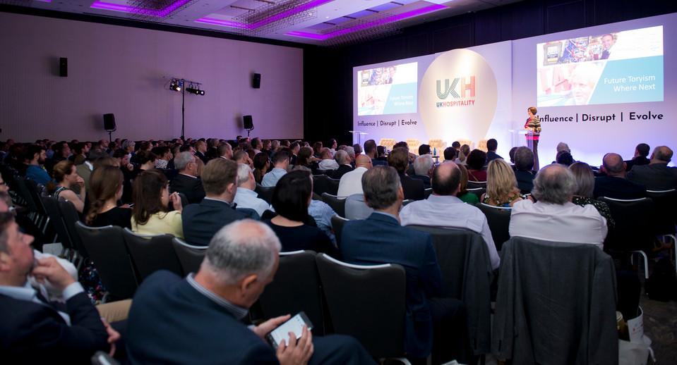 Delegates at the 2019 UKH Conference.