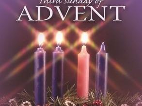 Parish Bulletin December 13th 2020