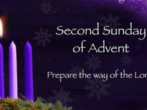 Parish Bulletin December 6th 2020