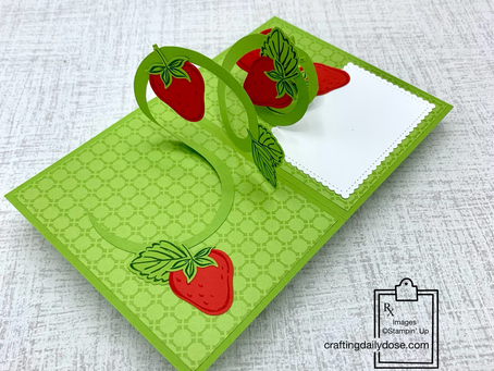 Sweet Strawberry Workshop