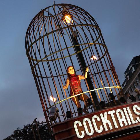 The Cockatoo Art Bar, Bournemouth Arts Week 2017