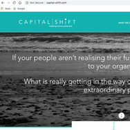 Capital Shift Website