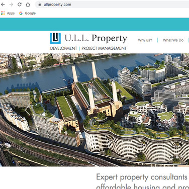 ULL Property Website