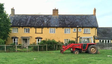 Farrantshayes Farm House