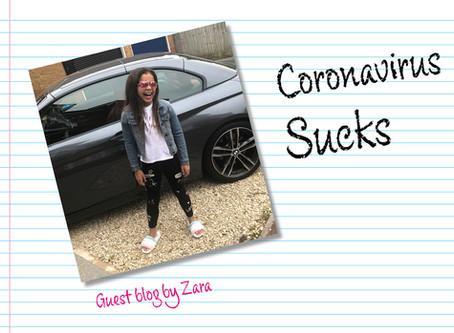 Coronavirus Sucks