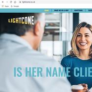 Lightcone Website