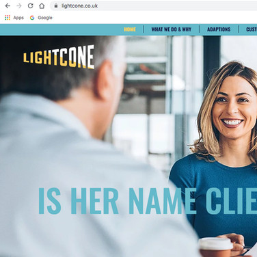 Lightcone Website