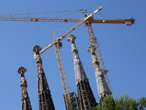 Sagrada Familia_Barcelona