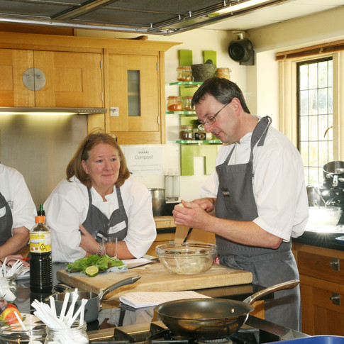 Carebase_Chef training - Belmond Le Manoir aux Quat'Saisons