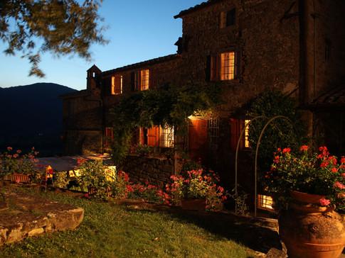 Private Client, Cortona, Italy