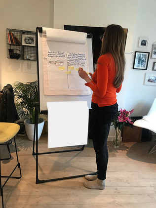 Exploring ideas on a two-day intensive programme