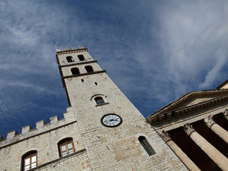 Basilica of San Francesco d'Assisi - Assisi | Private property client