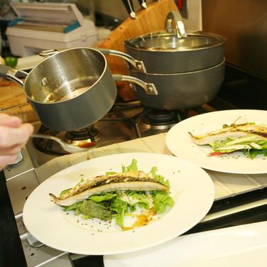 Carebase_Chef training - Belmond Le Manoir aux Quat'Saisons