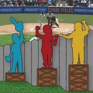 How boxes and fences taught an old dog new tricks