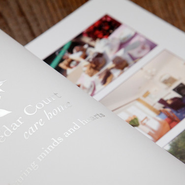 Cedar Court Brochure