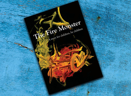 Reflections   Fire Monster Book