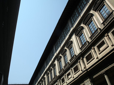 Uffizi Gallery - Florence | Private property client