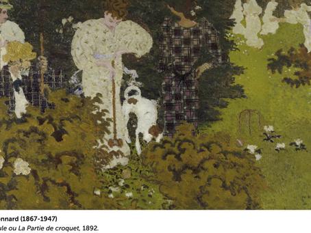 Ouverture prochaine du musée des impressionnismes Giverny exposition coté jardin de Monet à Bonnard