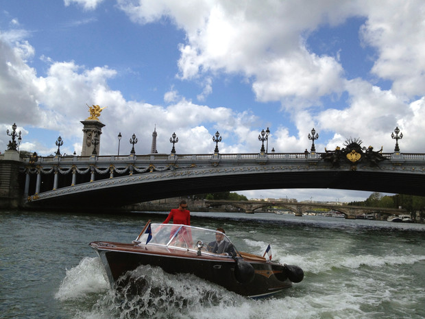 Luxury escape in Paris