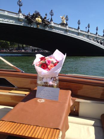 birthday surprise in Paris