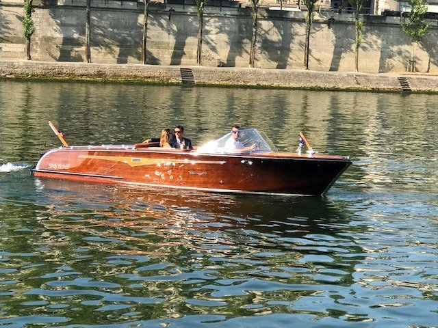 KIM Legendary Collection Runabout Paris