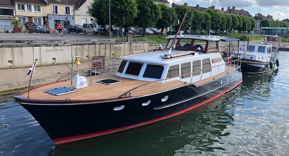 Royal VAN LENT Yacht 1960