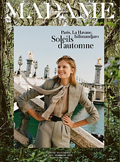 Air France Madame N°209 soleils d'automne novembre 2020