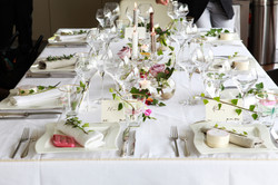 WEDDING RECEPTION AT DOLCE RIVA