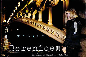 Berenice a bord du bateau KIM sur la Seine a Paris