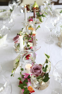Dolce Riva flower table